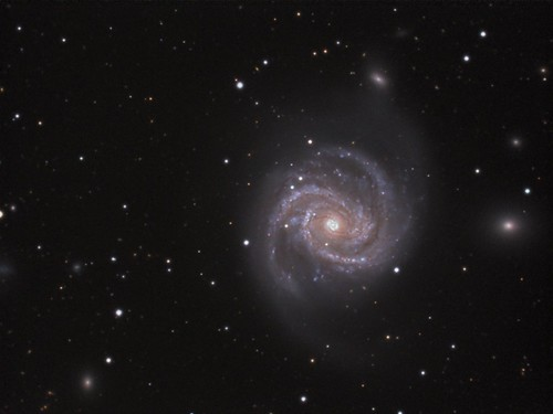 M100 LRGB | by Filippo Ciferri Astro Images
