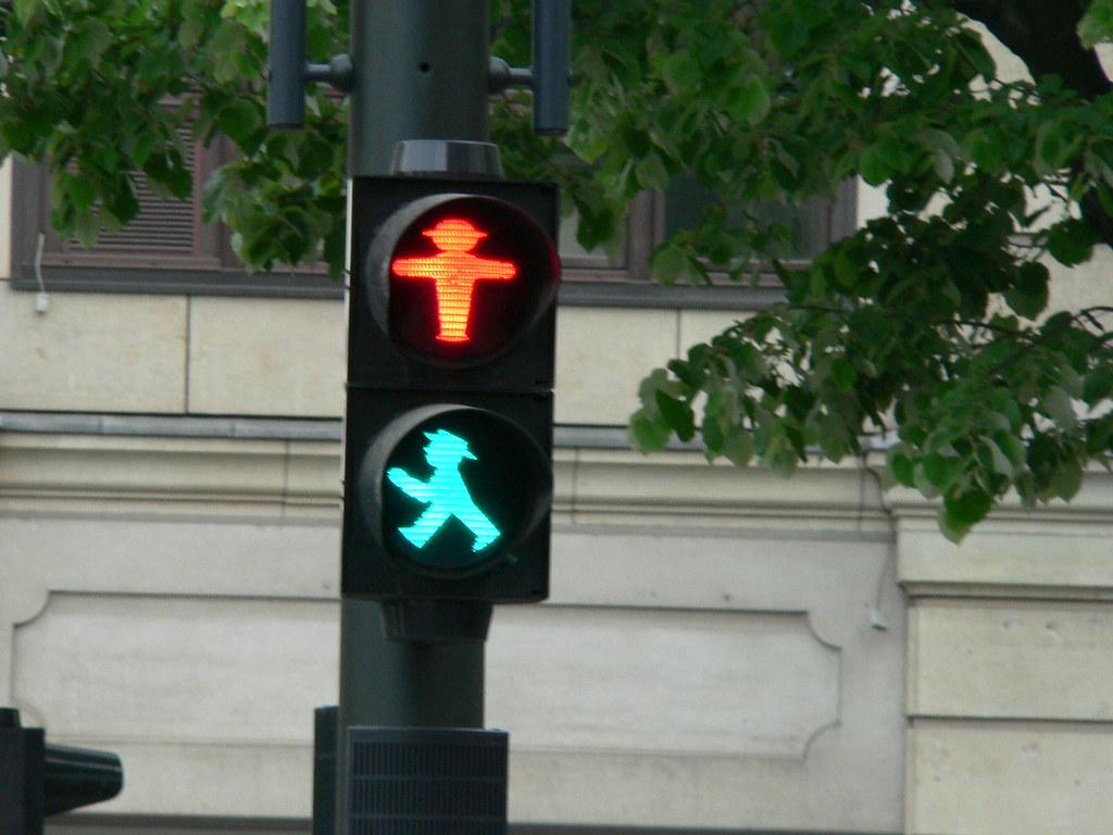 east german walk signal