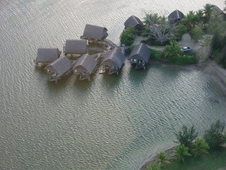 over the water bungalows | by djbebe