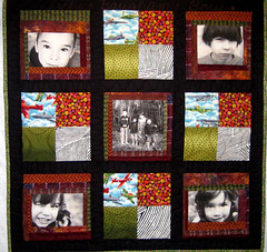 Baugham Boys Photo Quilt1 | by opal c