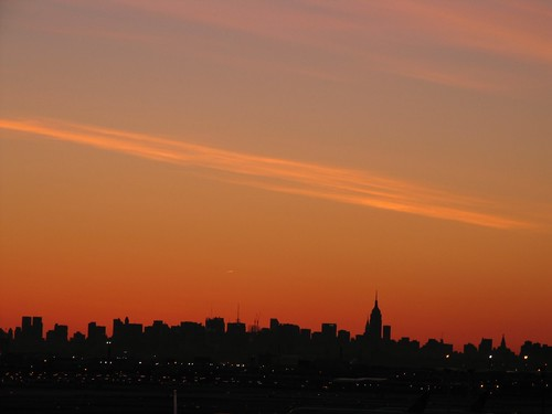 NYC Sunrise | by tsl230