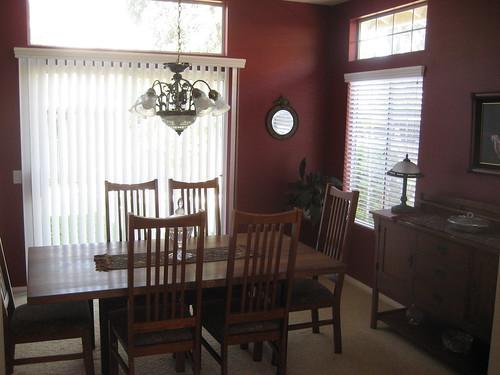 Less Formal Dining Room Mansion