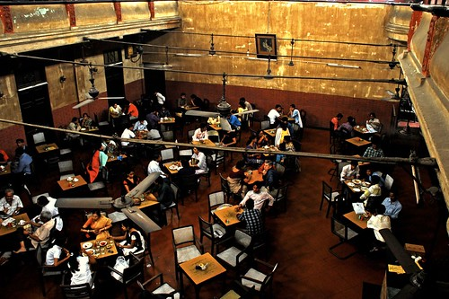 Calcutta Coffee House -  5 | by lecercle