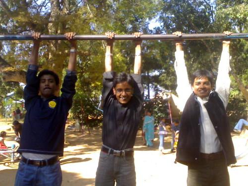 gandhiji ke 3 bandar   sandipan sen   Flickr Gandhiji Ke 3 Bandar Sketch
