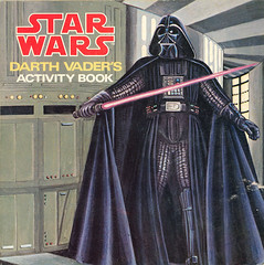 Darth Vader's Activity Book | by Neato Coolville