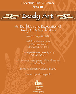 Body Art | by CPL Fine Arts & Special Collections