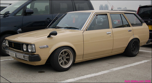 Te70 Corolla Wagon Mike Garrett Flickr