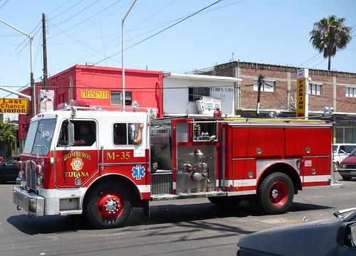 Jobs In Trucks >> Tijuana Fire Department   Mike   Flickr