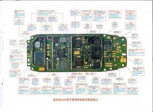nokia 3310 3315 repair tips flickr rh flickr com nokia 3310 motherboard diagram nokia 3310 schematic diagram pdf