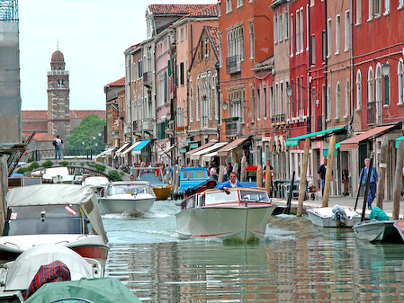 Canal, Murano | by Patrick J. Lynch