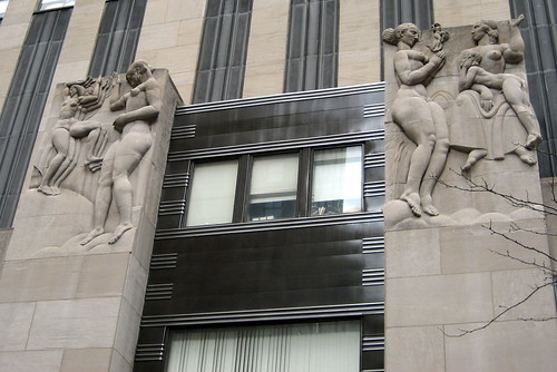 NYC - Rockefeller Center: 30 Rockefeller Plaza - Television | by wallyg