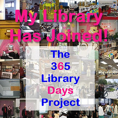 365 Library Days Project: Feel Free To Use This Banner! | by libraryman