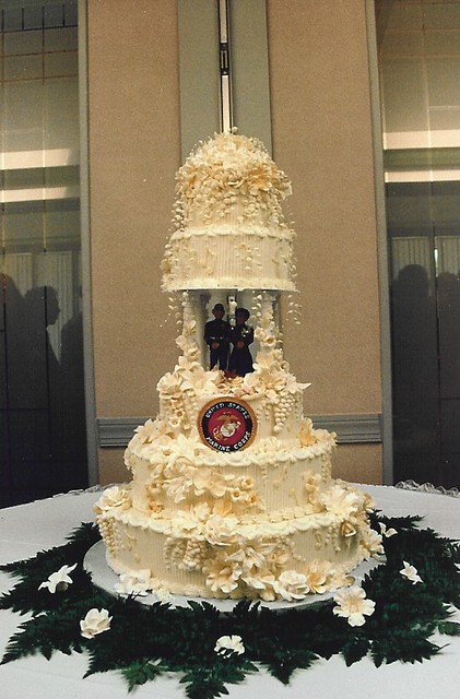 marine wedding cake marine wedding cake diane duane flickr 17135