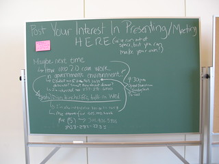 Interest Blackboard | by Peter Kaminski