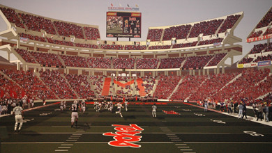 Byrd Stadium   Phase 2 Stadium Expansion ...