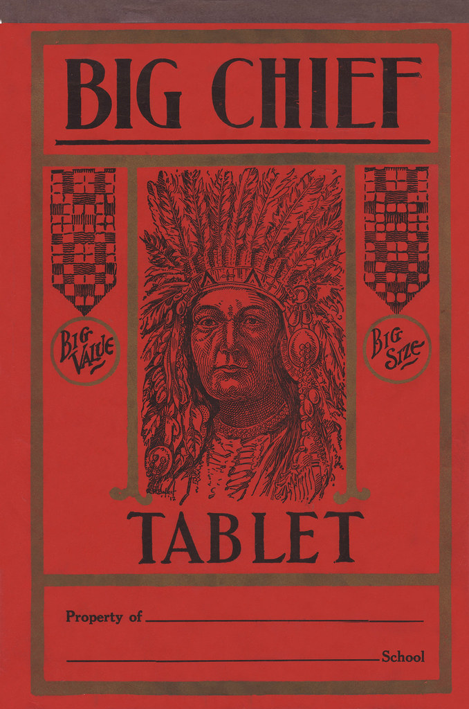 the big chief tablet Scott55b 15:25, 21 july 2016 (utc)the article states the big chief tablet is no longer in production, but i purchased one yesterday at wal-mart in austin, texasthree years ago i purchased one at another wal-mart store, this one in round rock, texas has production started again for this iconic writing tablet or is this just leftover stock that.