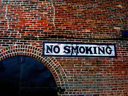 Redhook Brooklyn Wall No Smoking | by Whiskeygonebad