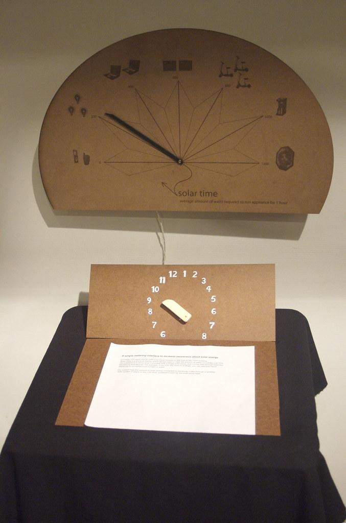 DSC_0082.jpg | Gilad and Angela's solar clock | Tom Igoe ...