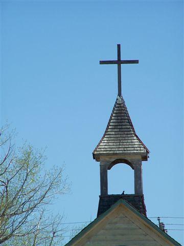 Old church steeple in carlin nv trpster aka paulajean old church steeple in carlin nv by trpster altavistaventures Images