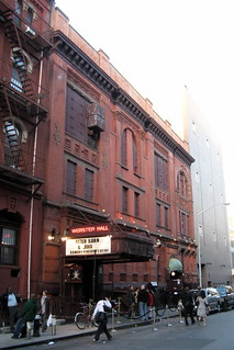 NYC - East Village: Webster Hall | by wallyg