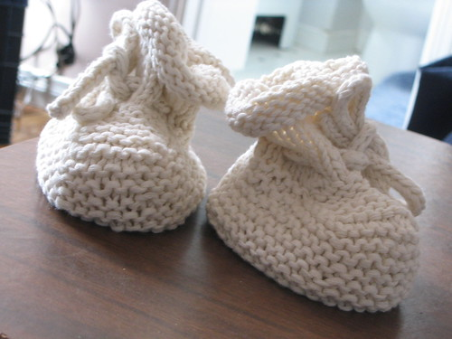 Baby Booties! | by Evester