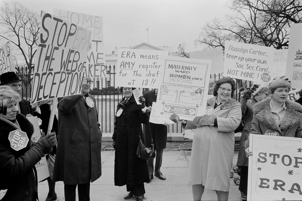 why did the equal rights amendment fail to pass