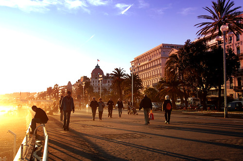 Promenade Des Anglais, Nice | by alphababy