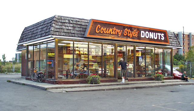 1181 Queen St W Country Style Donuts A Few Years Ago