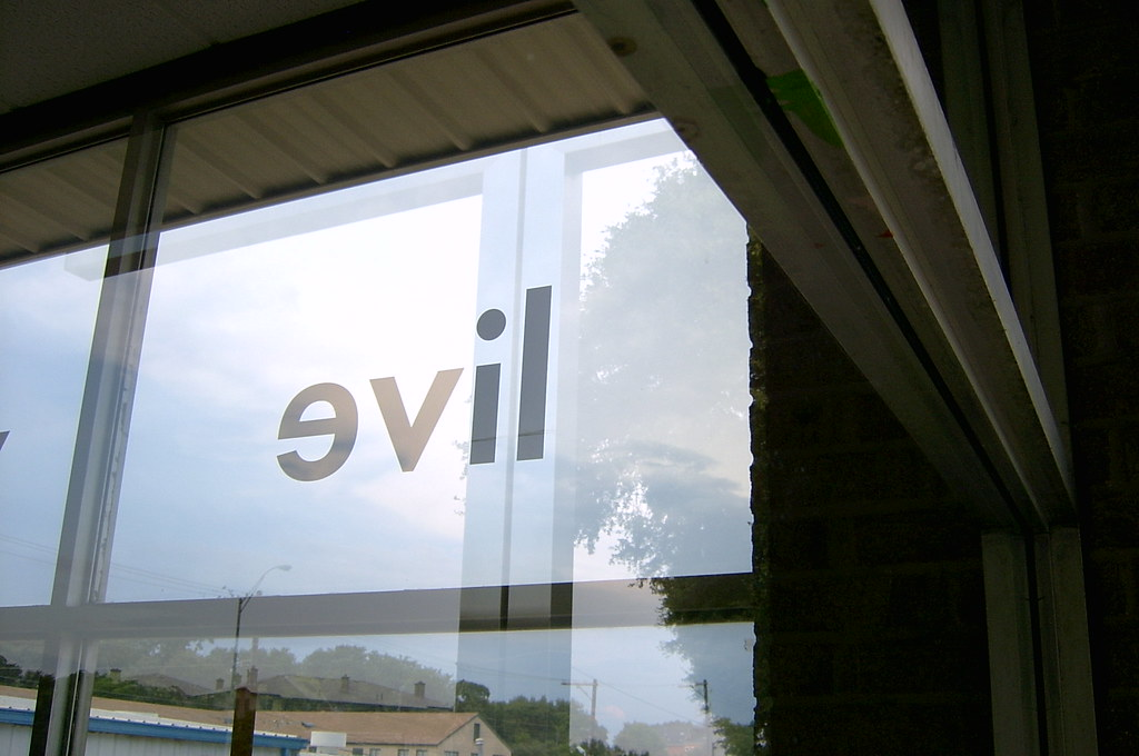 """[e]vil 