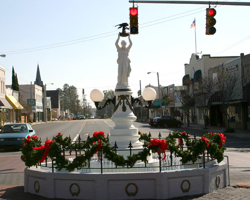 Boll Weevil Monument, Enterprise, Alabama | The boll ...