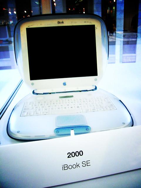 iBook SE - 2000 | Flickr - Photo Sharing!
