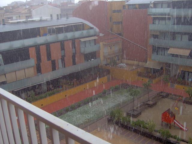 Tempesta terrassa 10 de juliol flickr photo sharing - Garden terrassa ...