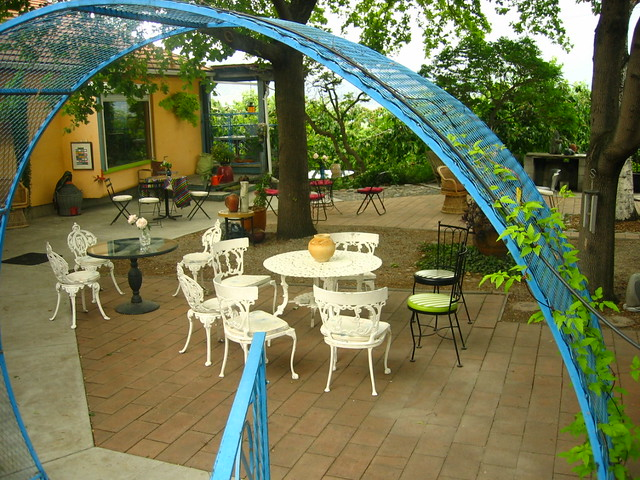 Winery Patio For Private Room