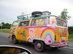 Hippy bus! | by Brock Boland