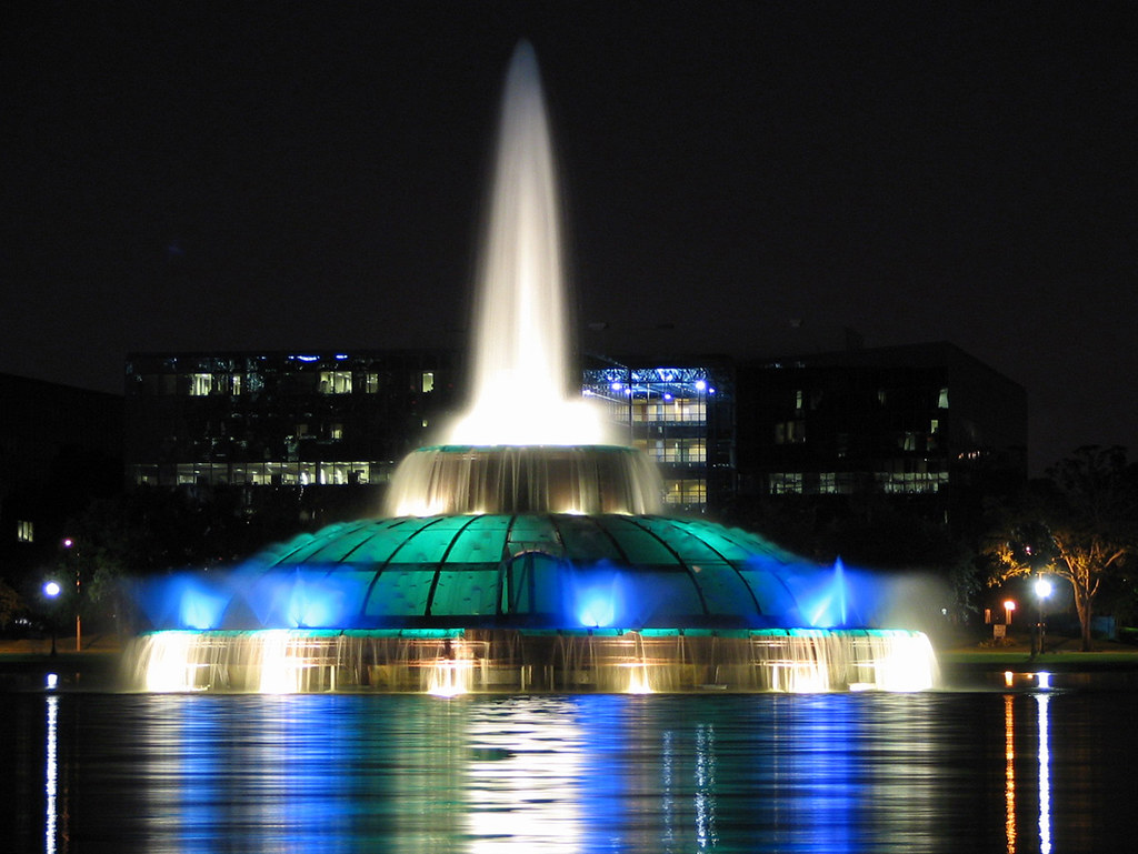Lake Eola Fountain Orlando Joel Mann Flickr