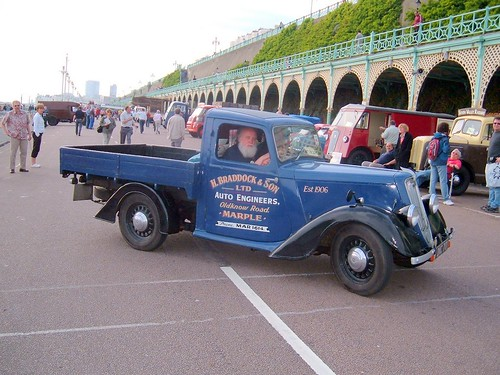 Brighton Commercial Vehicle run 2004 | by Elsie esq.
