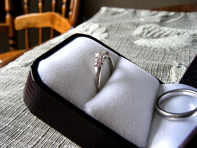 More wedding rings