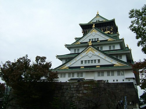 Osaka castle | by Mr Wabu
