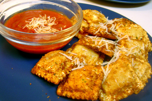 toasted ravioli | by zephyrbunny