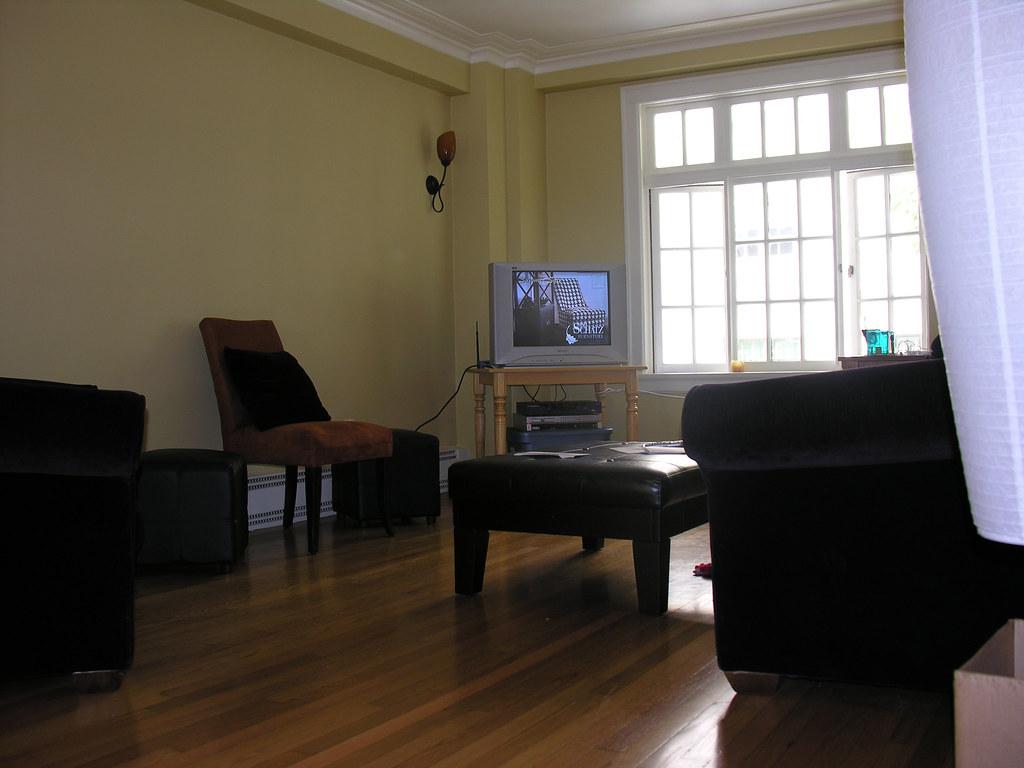 Trendy Living Room Paint Color Dark Wood Furniture