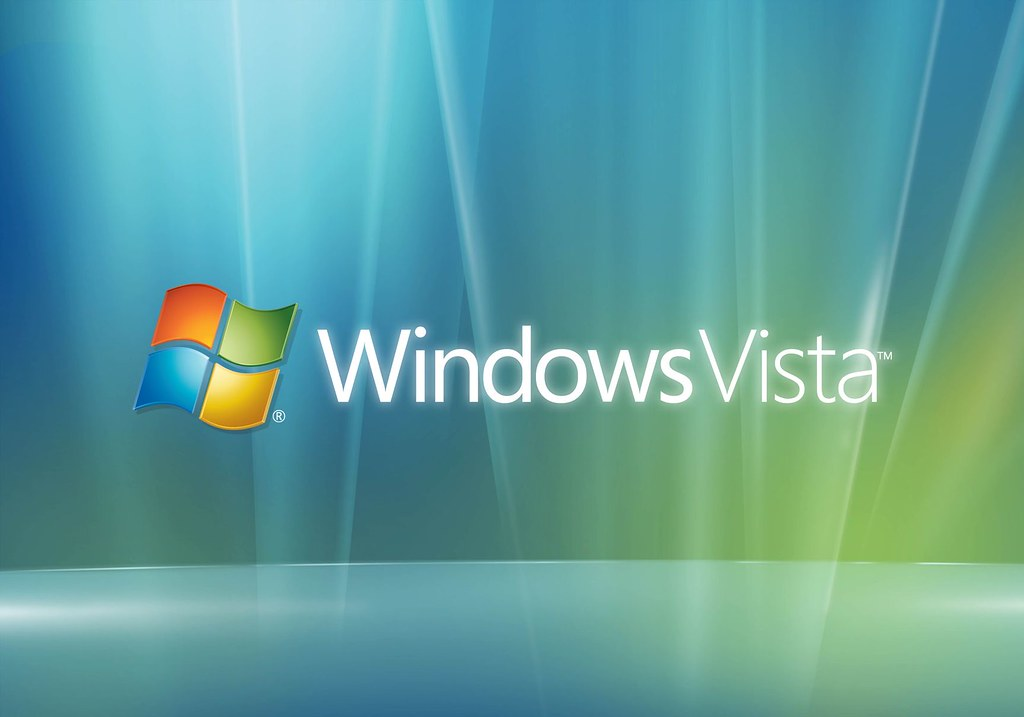 Windows Vista Wallpaper By Microsoft