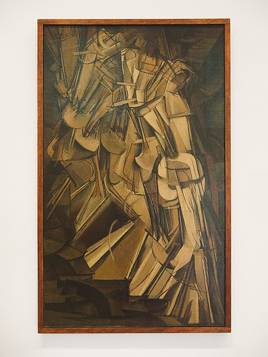 Nude Descending a Staircase, No. 2 | by spDuchamp