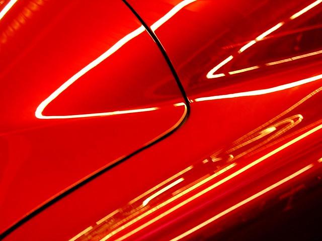 Metallic Red Cars Car Chrome Metal Texture