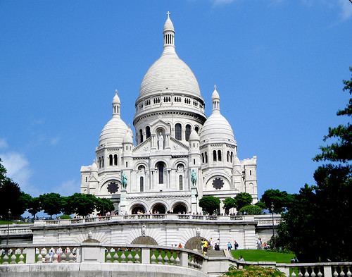 Basilique du Sacré-Coeur | by John Althouse Cohen