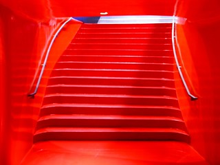 red stairs | by vsz