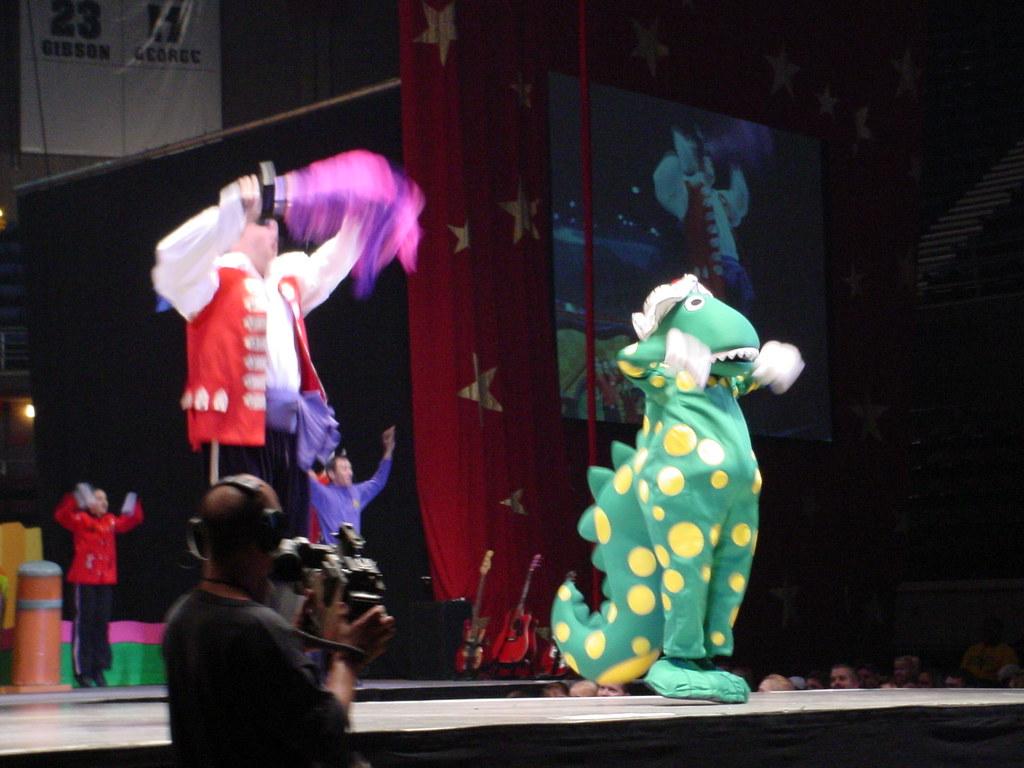 Dorothy The Dinosaur Cake Topper