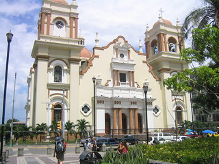 Catholic Church in San Pedro Sula | by Micah & Erin