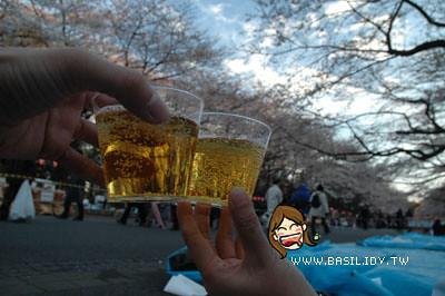 Japan 上野 上野恩賜公園 櫻花