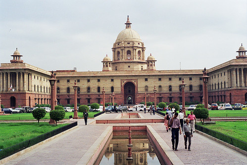 Delhi - The Parliament | by Nimrod Bar