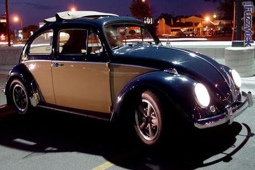 1960 Volkswagen Beetle Two Tone Ragtop | Stephen Boyle | Flickr